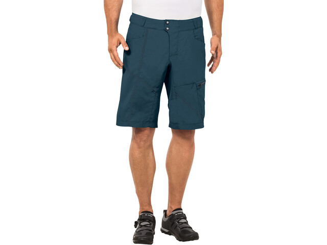 VAUDE Tamaro Cycling Shorts Men teal